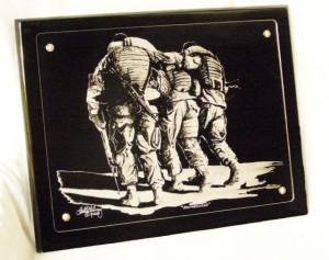 Brotherhood Acrylic