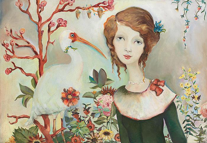 Angela's Paradise By Cassandra Barney