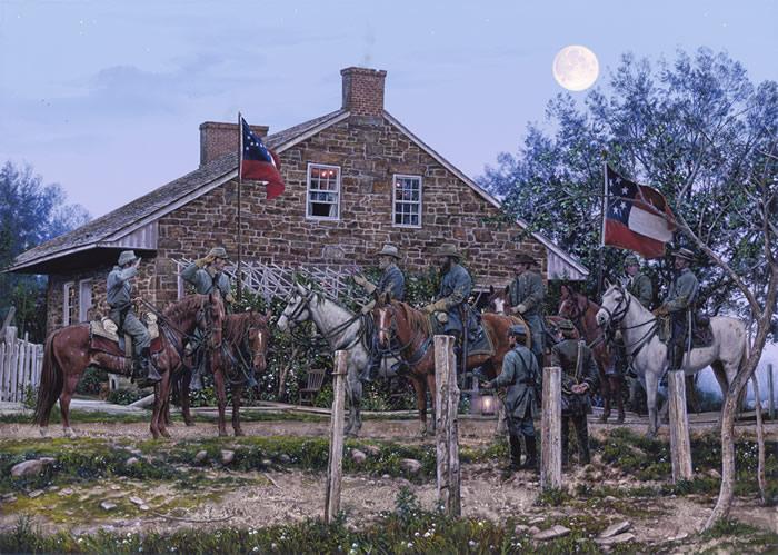 Headquarters, Gettysburg by JPStrain