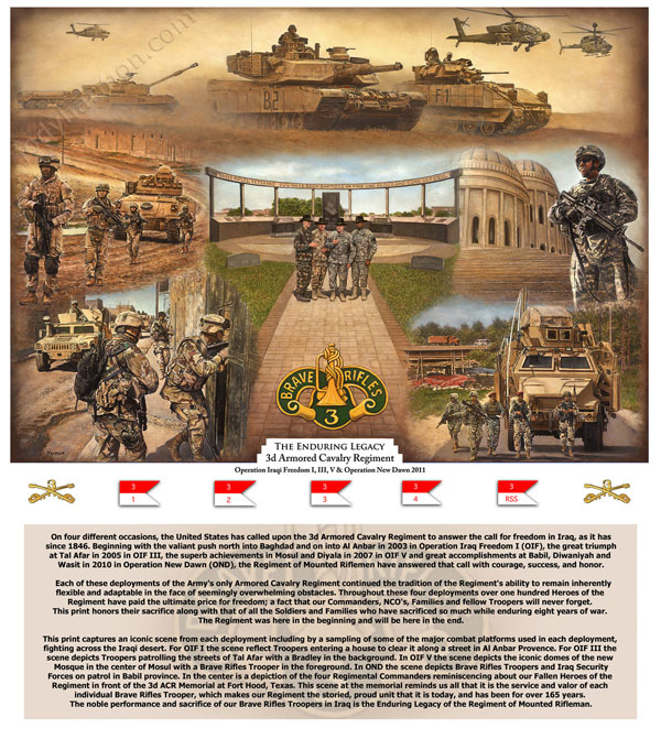 The Enduring Legacy of the Regiment by Jody Harmon