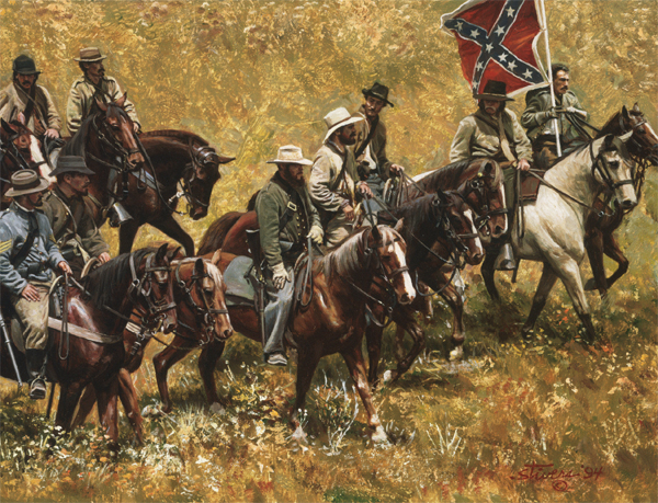 Rebs by Don Stivers