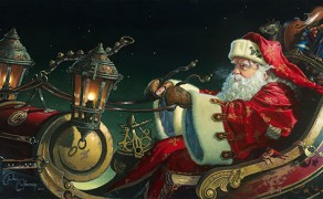 Father Christmas:The Sleigh Ride