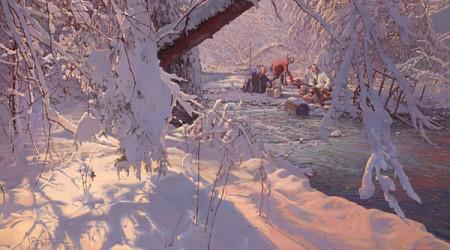 Winter Windfall