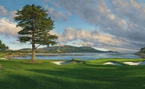 18th Hole, Pebble Beach Golf Links