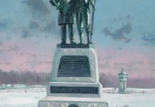 73rd NY Regiment Monument