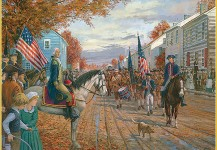 The Whiskey Rebellion – Washington at Carlisle 1794