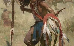 Lakota Sash Bearer, 1848