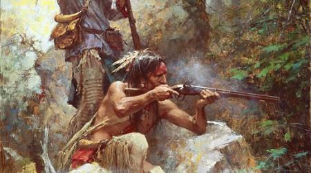 White Man Fire Stick