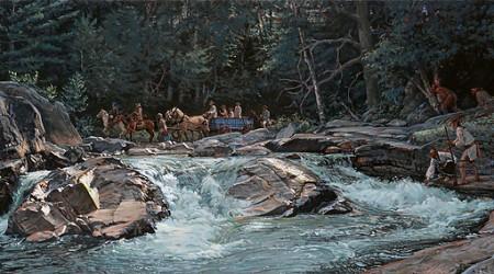 Wilderness Inroads