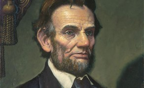 Study for Abraham Lincoln, The Great Emancipator