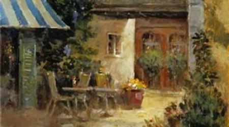 Bistro in Provence