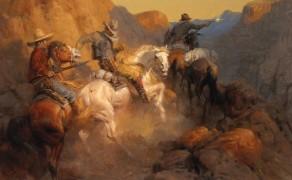 Ambush on the Bandit Trail